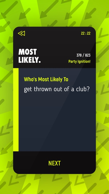 Most Likely To: Drinking Game screenshot-3