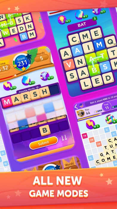 Scrabble® GO - New Word Game screenshot 2