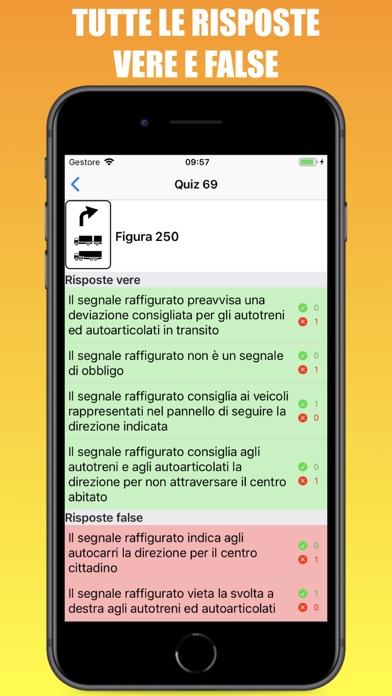 Screenshot of Patenti Superiori2