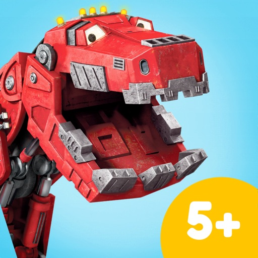 Dinotrux App – Trux It Up!