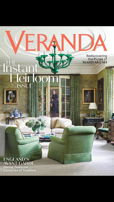 Veranda Magazine Us review screenshots