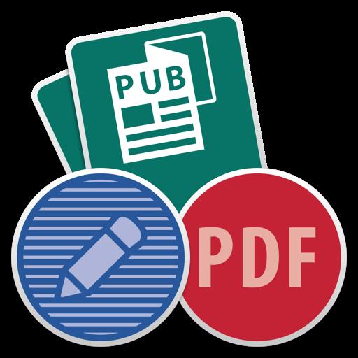 PUB Converter-for MS Publisher