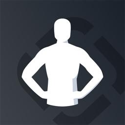 Ícone do app Runtastic Results Treino Fit
