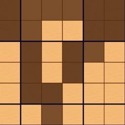 Wood Block Puzzle - Grid Fill