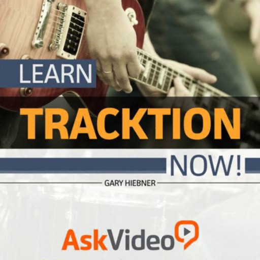 Tracktion Course By Ask.Video