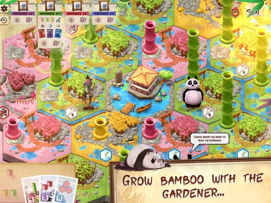 Takenoko: the Board Game screenshot 2
