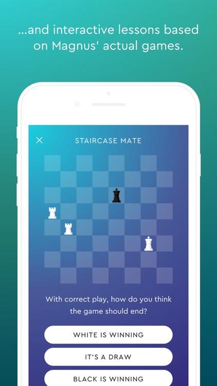 Magnus Trainer - Train Chess screenshot-3