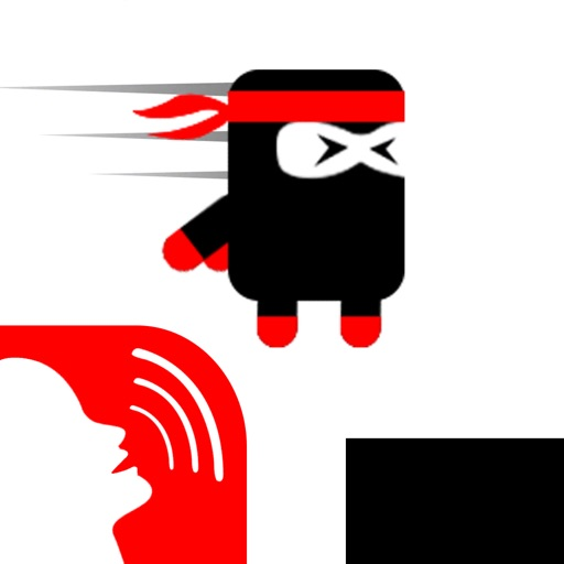 Scream Fat Ninja - Hero Go!