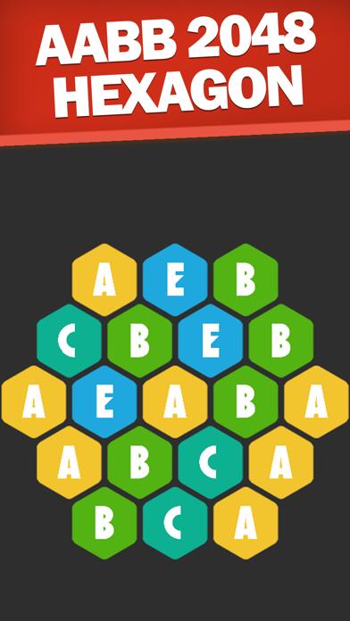 AABB 2048 Hexagon screenshot 5