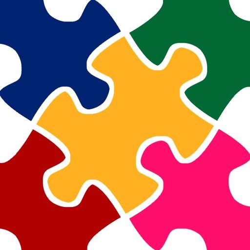 Infinite Jigsaw Puzzle