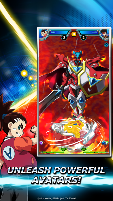Beyblade Burst Rivals for windows pc