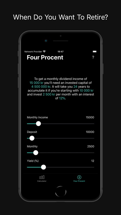 Compound Interest Calculator $ screenshot-3