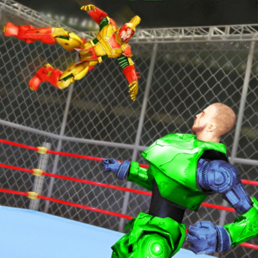 Robot Wrestling: Steel Fight