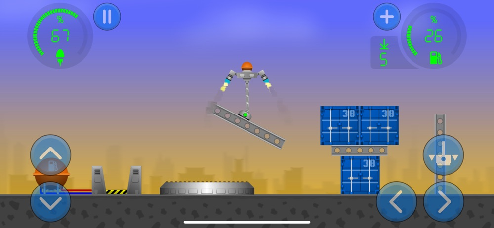 Rocket Crane Cheat Codes