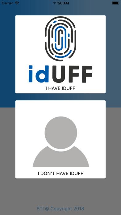 UFF Mobile Plus screenshot #1
