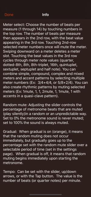 Time Guru Metronome