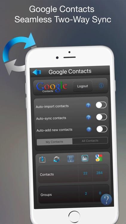 Contact Snapper screenshot-5