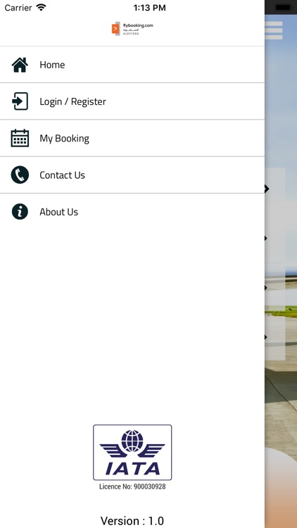 FlyBooking screenshot-8