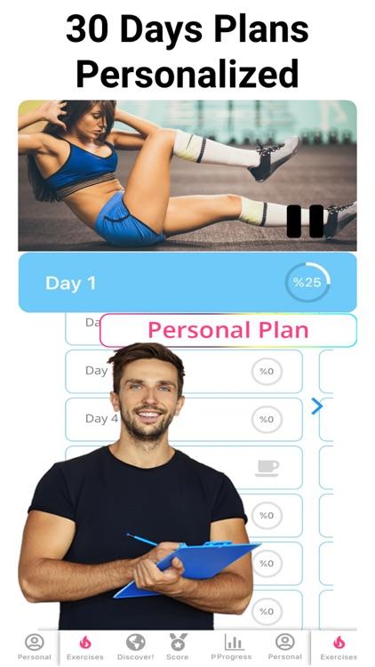 Leg Workouts - Lower Body Burn