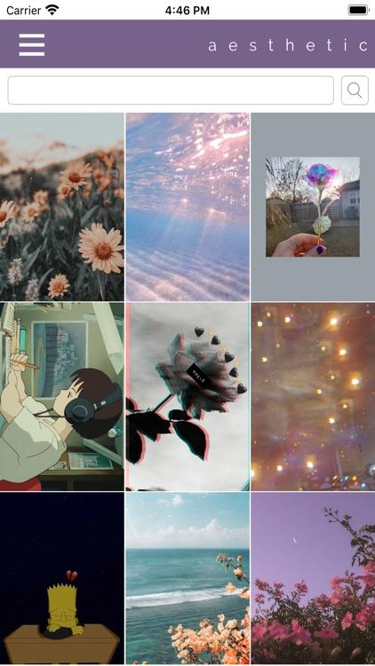 aesthetic wallpapers screenshot-6