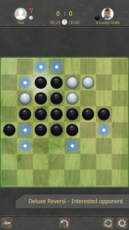 Reversi 2 players