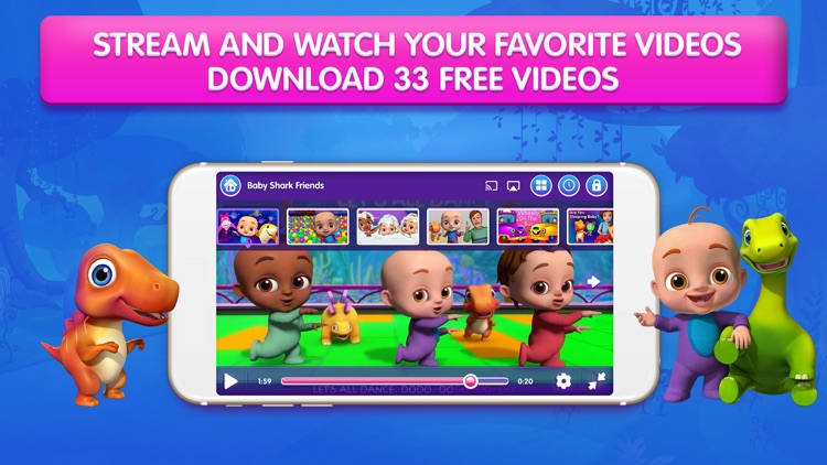 ChuChu TV Nursery Rhymes Lite