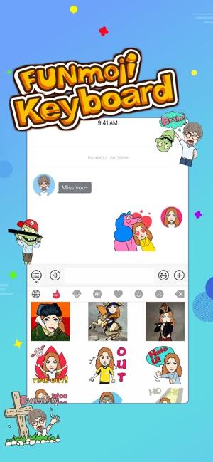 FUNmoji - Customized Avatar! on the App Store