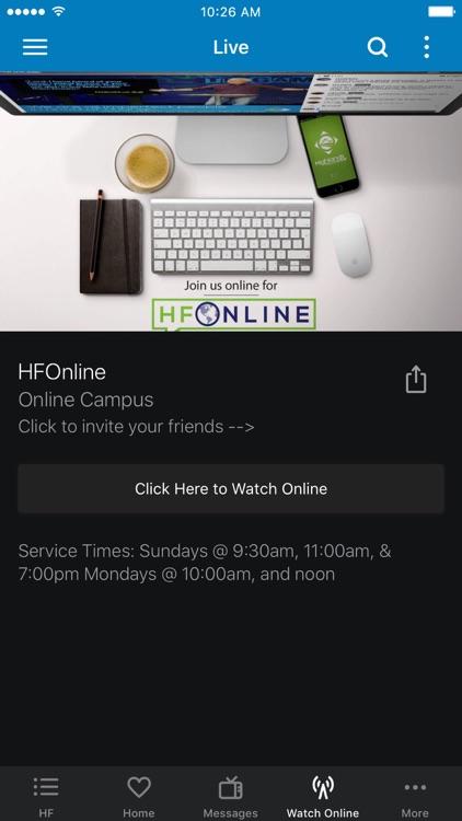 Highlands Fellowship