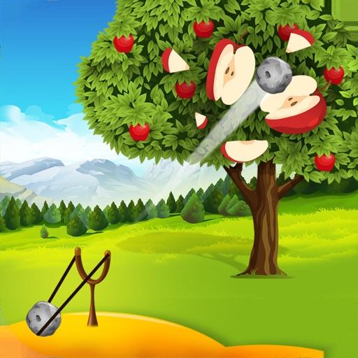 Apple Shooter Knockdown
