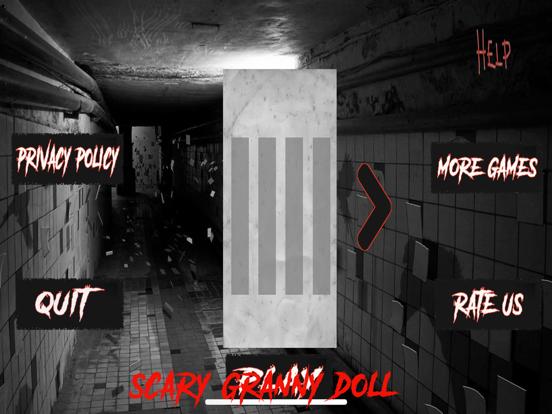 Scary Granny Doll Horror House screenshot 6