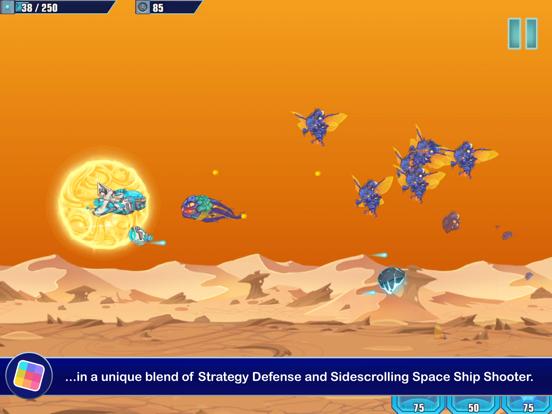 Stellar Wars - GameClub screenshot 9