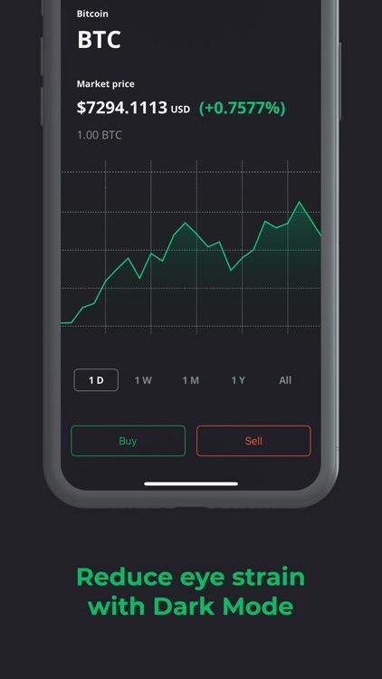 Changelly: Crypto Exchange screenshot-6