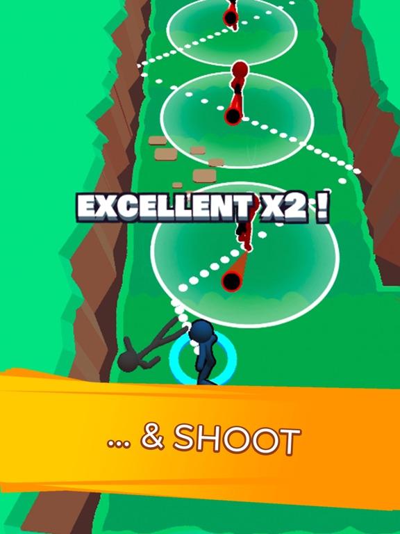 Stickman Dash! screenshot 9
