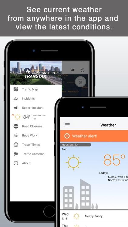 Houston TranStar screenshot-3