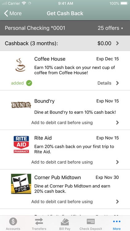 Pentucket Bank Mobile Banking screenshot-6