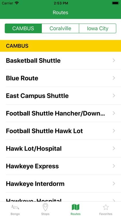 Bongo - Bus on the Go screenshot-4