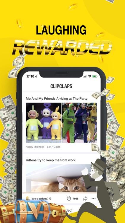ClipClaps - Cash for Laughs