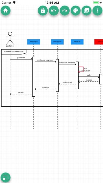 DrawExpress Diagram Lite screenshot-3