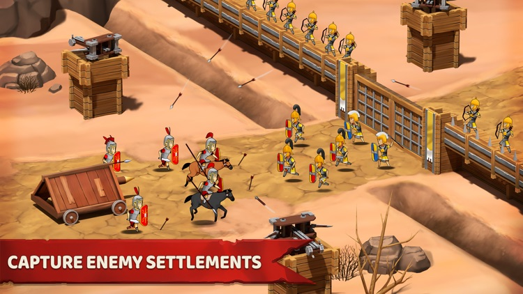 Grow Empire: Rome screenshot-7