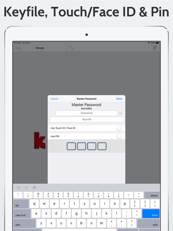 KyPass 4 - Password Manager screenshot 6