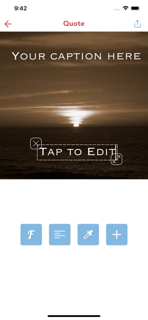 Corny Create your own quotes on the App Store