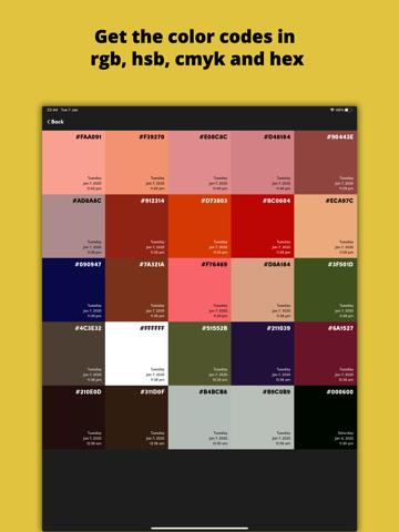 Скриншот из Litur - Find your colors