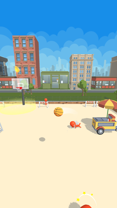 Cool Dunk! screenshot 4