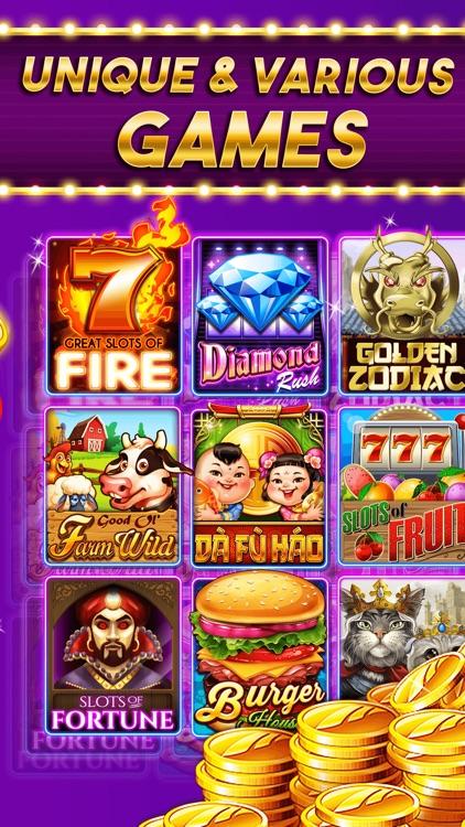 Casino Frenzy-Fantastic Slots screenshot-3
