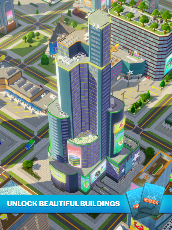 Citytopia™ Build Your Own City screenshot 7