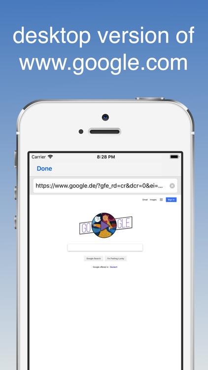 Desktop Browser screenshot-4