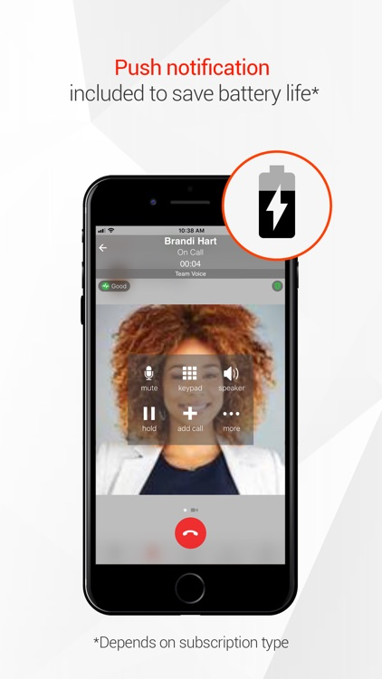 Bria - VoIP Softphone screenshot-4