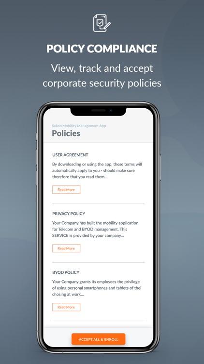 Sakon Mobility Management screenshot-4