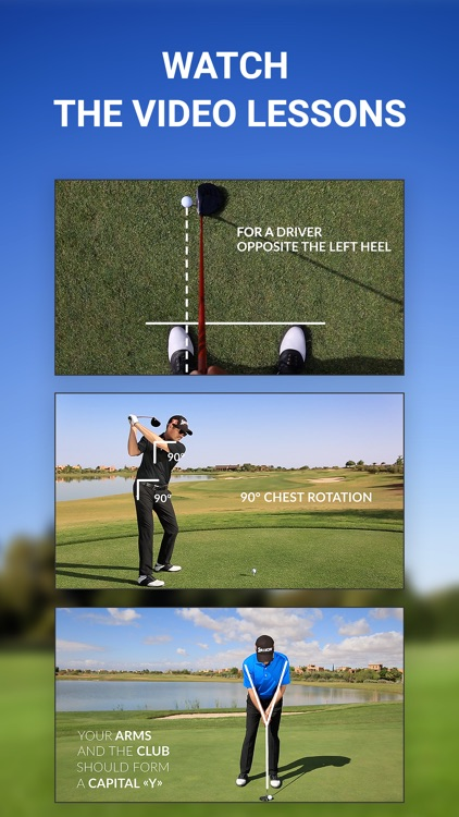 15 Minute Golf Coach Pro Tips