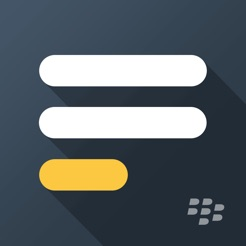 App Updates: BlackBerry Work, Tasks, Notes, and BBM